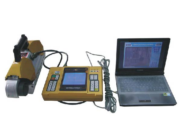URNDT-BX series Portable Wire Rope Testers_URNDT_Your Best NDT Choice